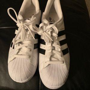 Women s Adidas Shell Top Shoes on Poshmark 2c210824e